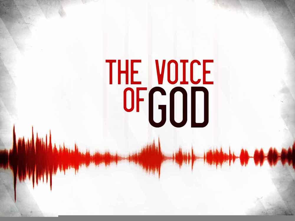 Hoe om God se stem te hoor